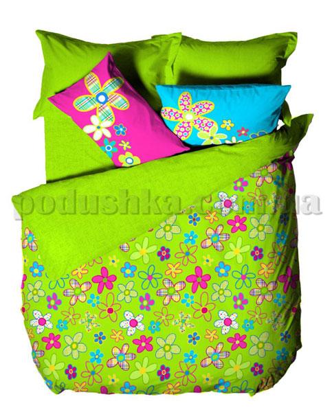 Постельное белье Le Vele Mikanos green