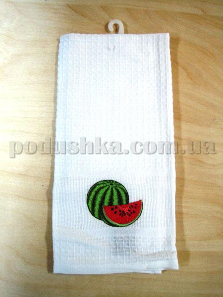 Набор вафельных кухонных полотенец Mariposa 012 Арбуз