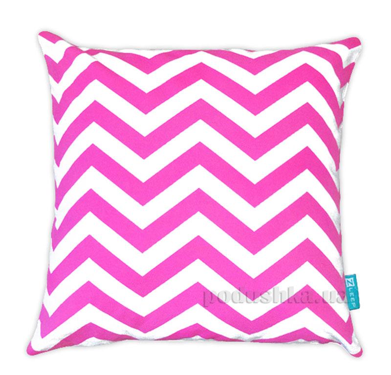 Подушка декоративная Zleep Skien Pink ZL-111117