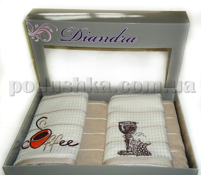 Набор полотенец для кухни Сoffe/samdan (4 шт.)