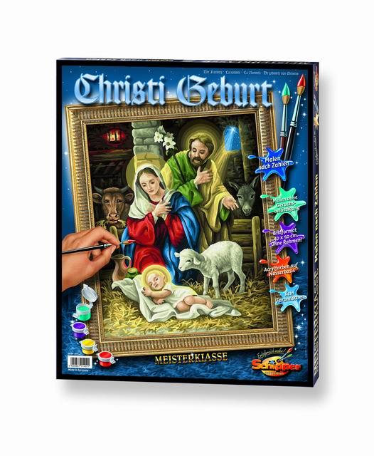 Художественный творческий набор Рождение Христа