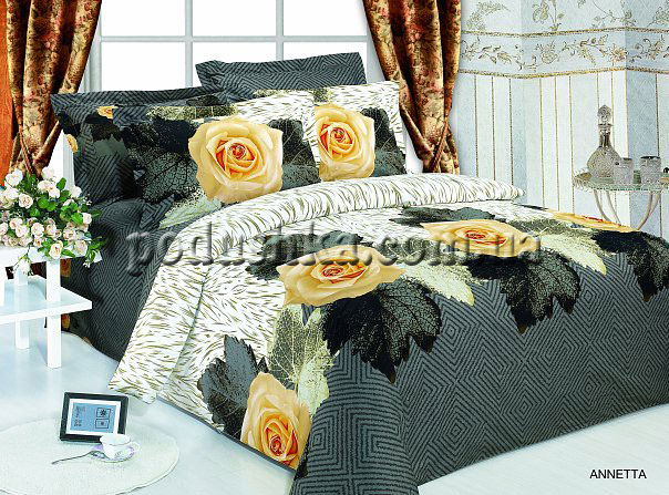 Комплект постели Annetta, ARYA