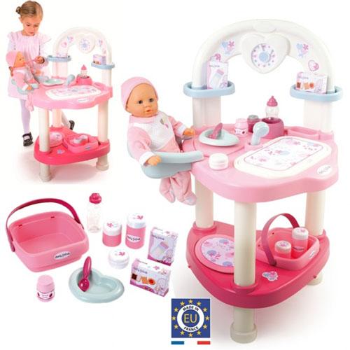 Большой центр по присмотру за куклой Baby Nurse