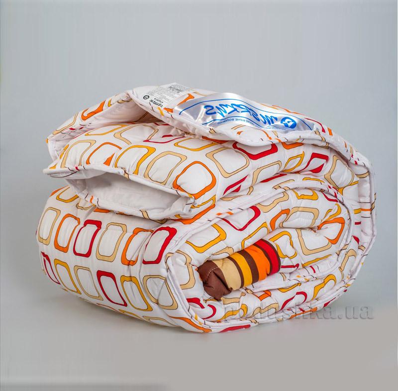 Одеяло Мяркис стёганное Кнопочки 350 г/м2