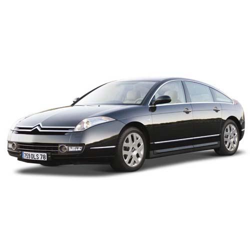 Автомодель - Citroen C6 (черный, 1:18)