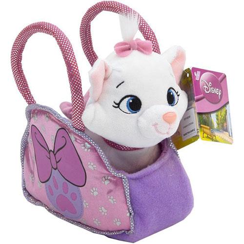 Мягкая игрушка Котенок в сумке