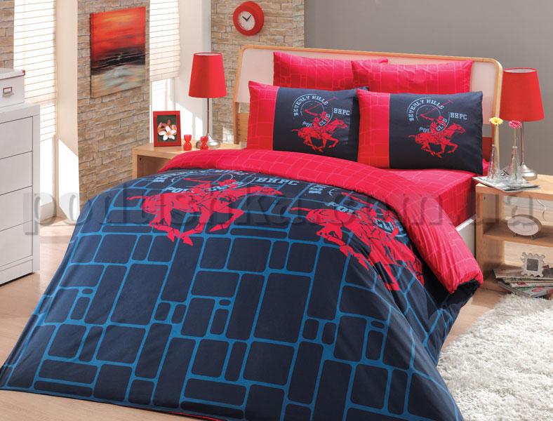 Постельное белье BHPC 005 blue