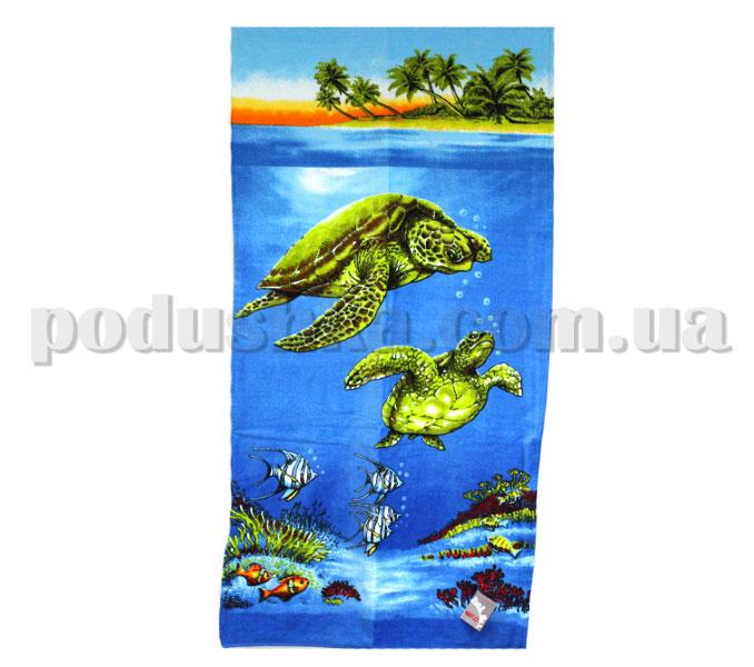 Полотенце пляжное Home line Карета