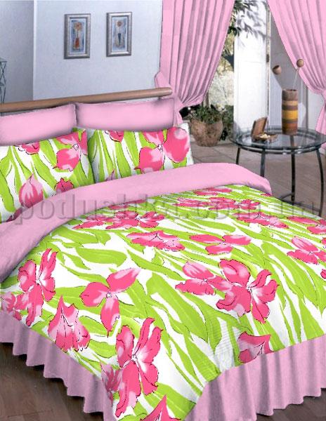 Постельное белье Вилюта 6985 розовый