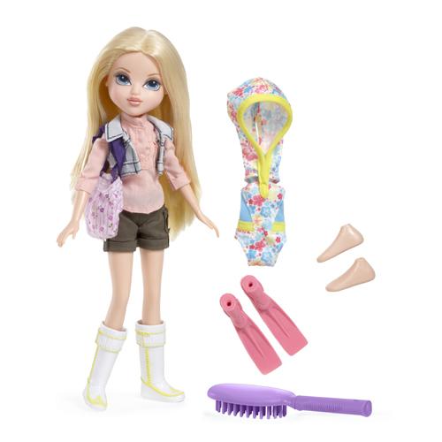 Кукла Moxie серии Каникулы нон-стоп - Эйвери