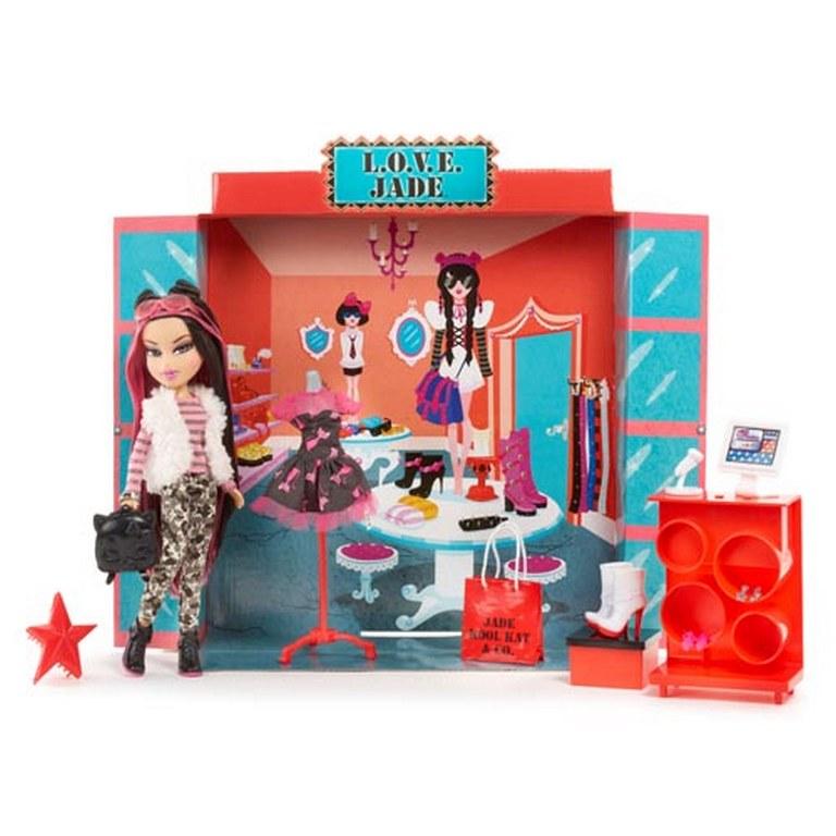 Набор с куклой Bratz серии Модный бутик 515623
