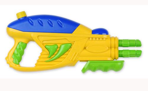 Водный пистолет - AGGRESSOR - STR40 (желто-голубой)