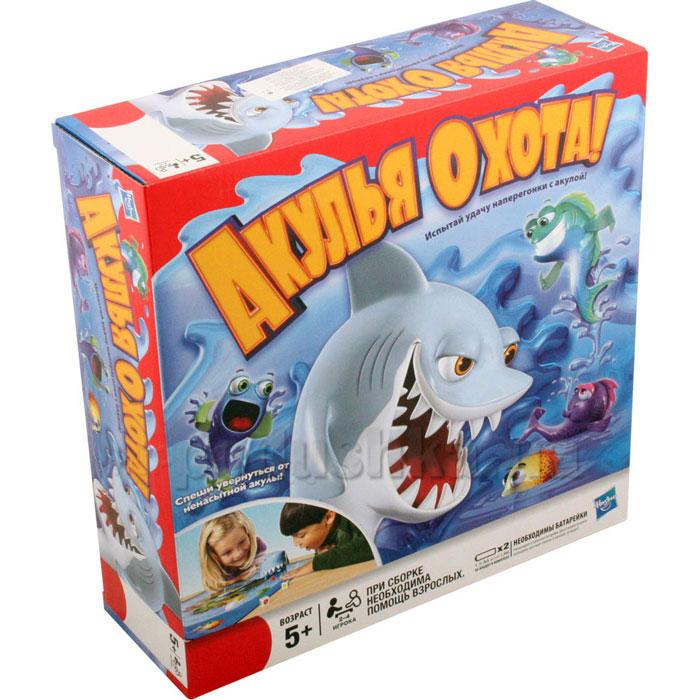 Игра Акулья охота Hasbro 33893   Hasbro