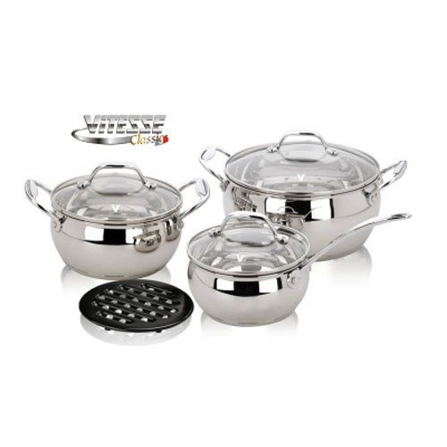 Набор посуды Vitesse VS-7023 7 предметов