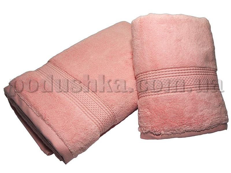 Набор махровых полотенец Pavia HYDROCOTTON Pink розовый