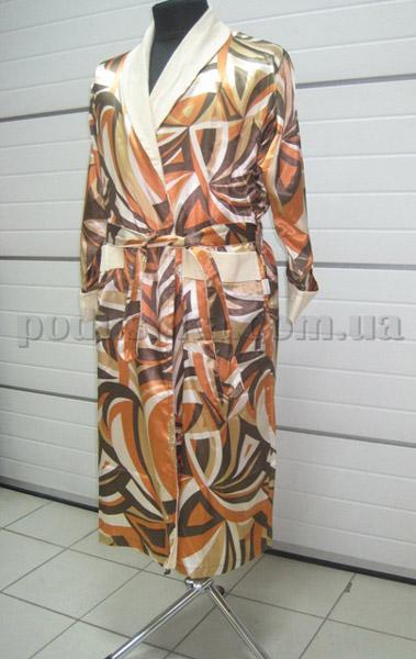 Халат женский длинный Nusa NS-9015-028