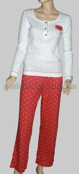 Пижама LILAM'S 70-130 RED(KIRMIZI)