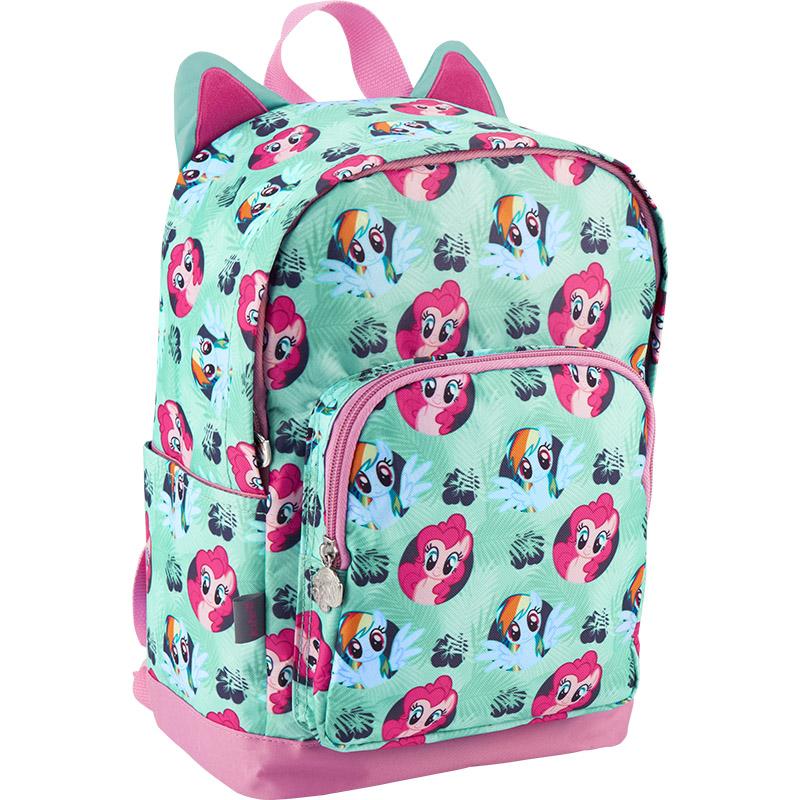 9eab7098195e Рюкзак дошкольный Kite My Little Pony LP18-539XS зеленый, розовый ...