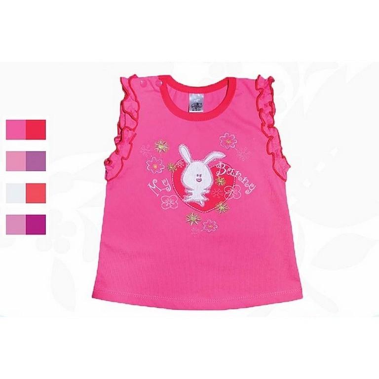 Блуза для девочек Фламинго 582