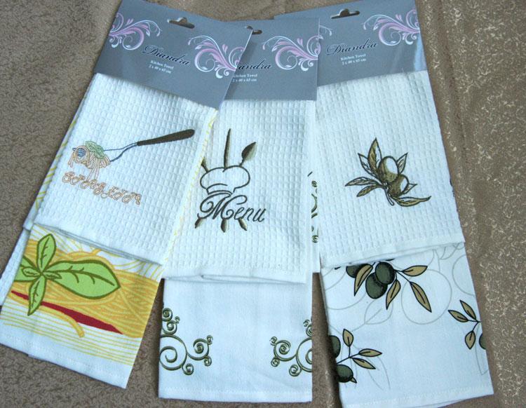 Набор полотенец для кухни OLIVES