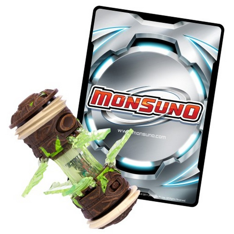 Дикая капсула Monsuno Dust Surge Wild Core W1 24989-24986-MO