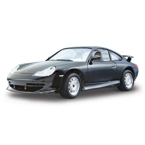 Авто-конструктор - PORSCHE GT3 (1998), черный