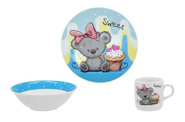 Детский набор Limited Edition Sweet Bear C524