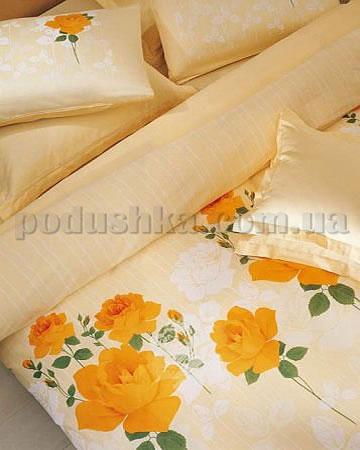 Постельное белье TAC Betina желтый