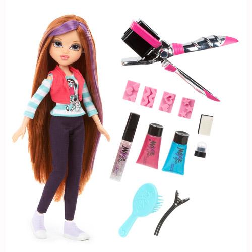 Кукла Moxie серии Модная прическа - Келлан