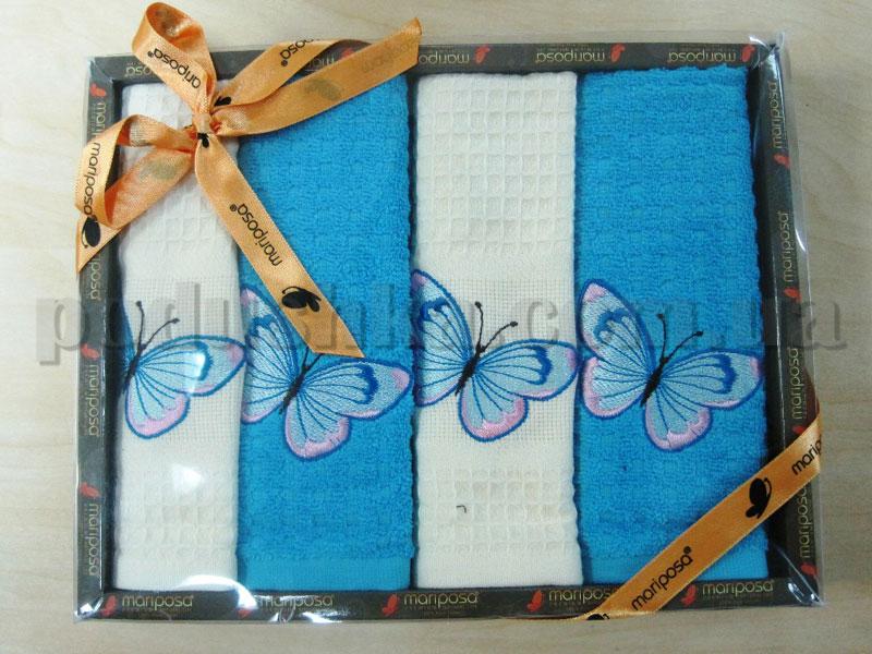 Набор кухонных полотенец Mariposa Бабочки 006