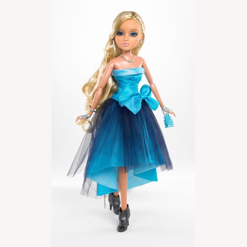 Кукла Moxie Teenz серии Подиум - Мелроуз