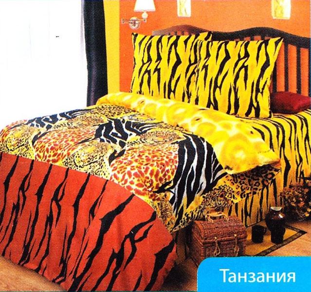 Постельное белье Танзания