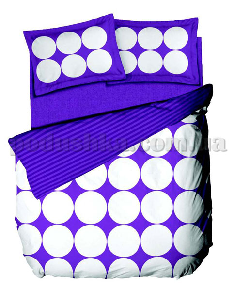 Постельное белье Le Vele Vivien purple