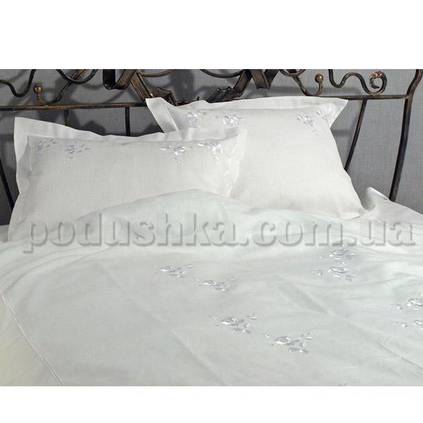 Комплекты постельного белья из льна Свадебный