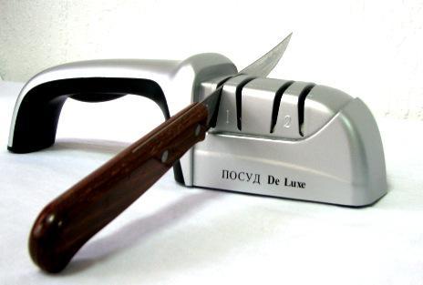 Точилка для ножей De Luxe