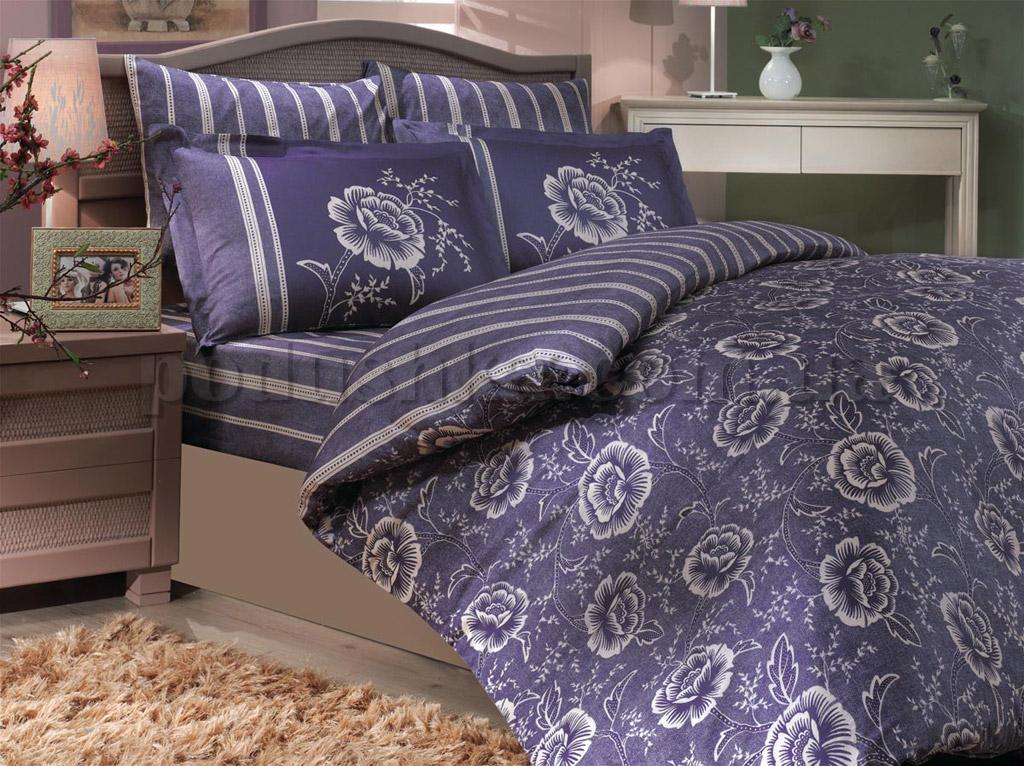 Постельное белье Hobby Belita синий