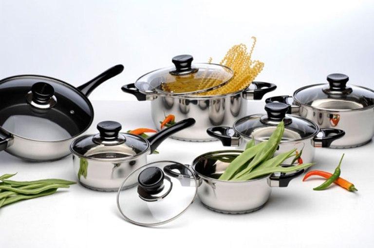 Набор посуды 12 предметов Carino BergHOFF