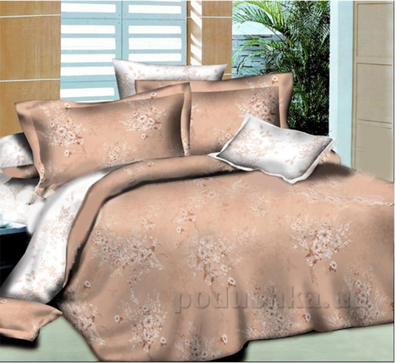 Комплект постельного белья Spring bouquet L-1585-3 SoundSleep поплин