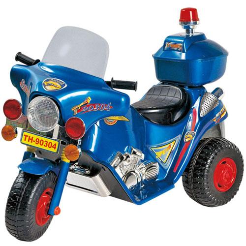 Мотоцикл - BULLET (синий)