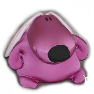 Антистрессовая игрушка Заяц-бегемот