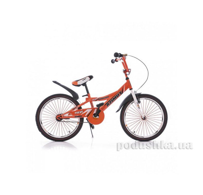 Велосипед Azimut Crossere 20 Оранжевый   Azimut