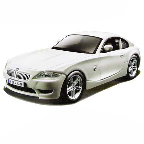 Авто-конструктор - BMW Z4 M Coupe, белый