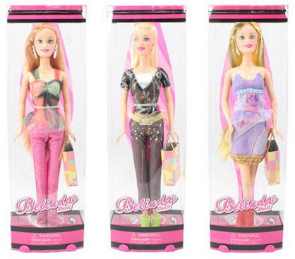 """Кукла """"Belindas"""" с сумочкой 55269-NE"""