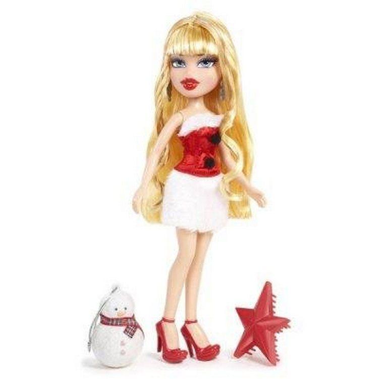 Кукла Bratz серии «Новогодний карнавал» Хлоя 515289