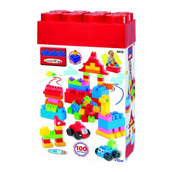 Конструктор в коробке 100 элементов