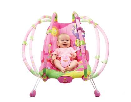 Массажное кресло Tine love Маленькая принцесса
