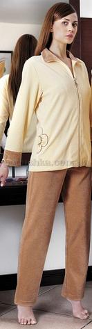 Домашний костюм женский велюровый Nusa NS-893