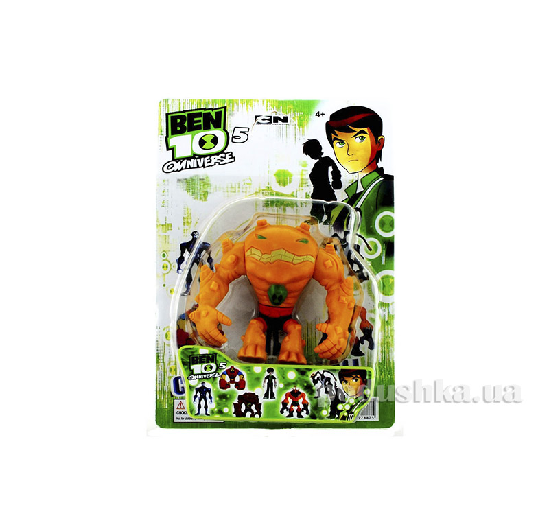 Экшен-фигурки героев Omniverse Ben 10 978875-1