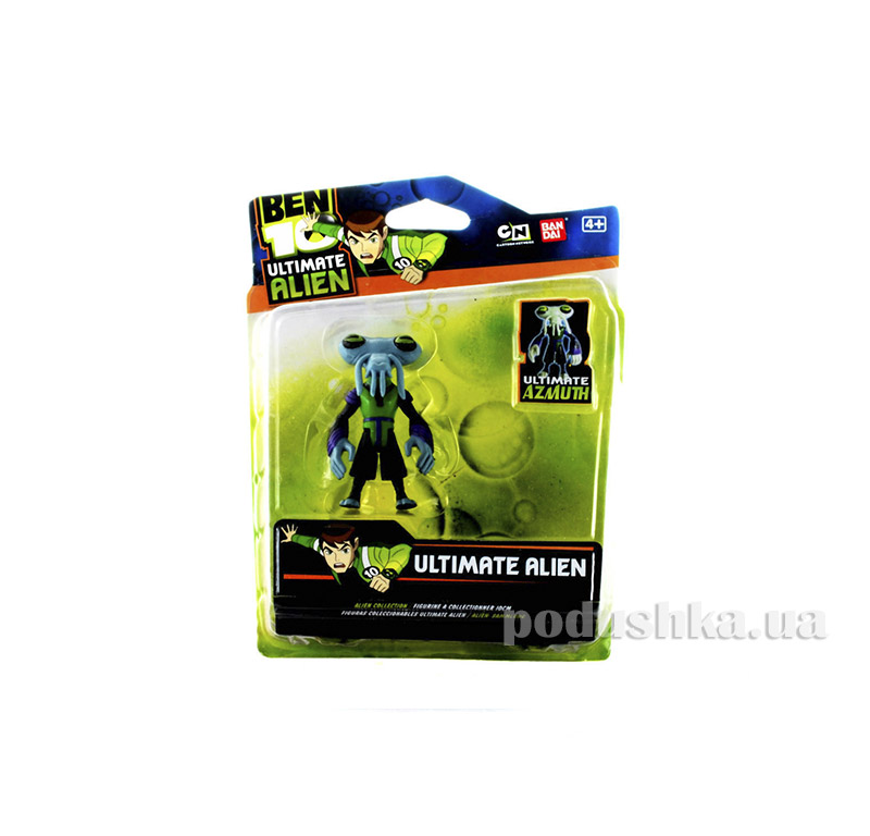 Экшен-фигурки Ultimate Alien Ben 10 37764-76-4