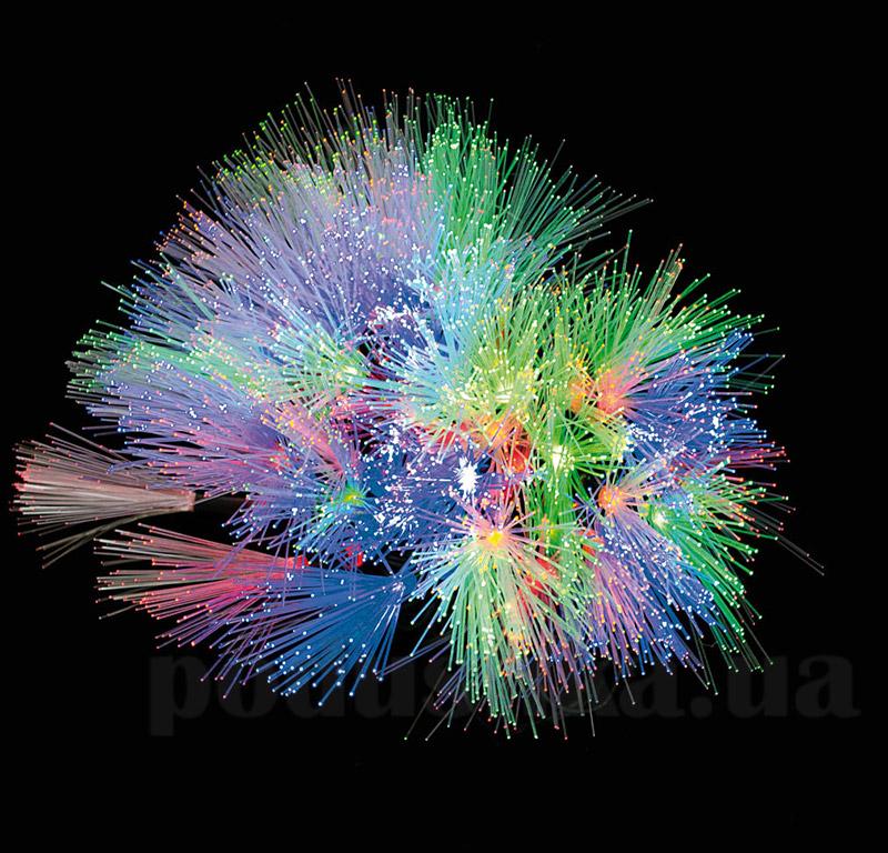 Электрогирлянда многоцветная Щеточка Новогодько 800841